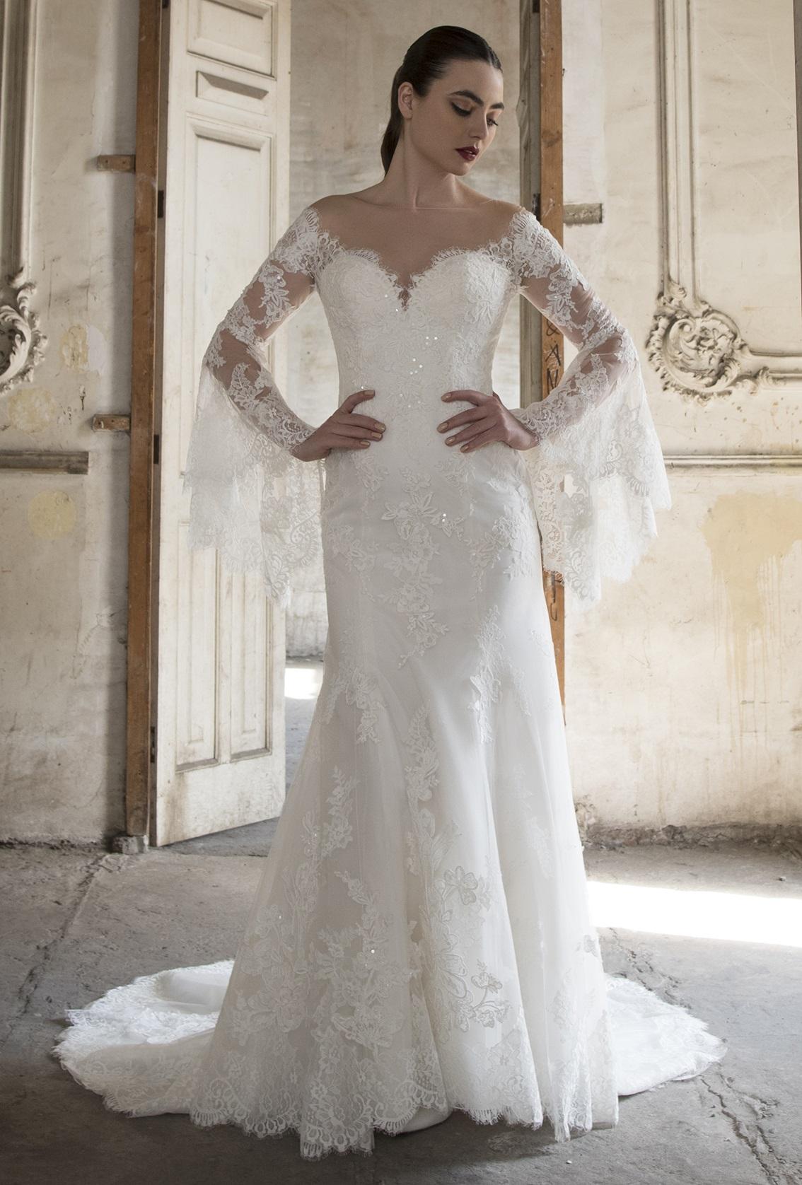 09072b548a ¡Queremos ser testigos de tu felicidad y amor! Descubre el vestido de tus  sueños.